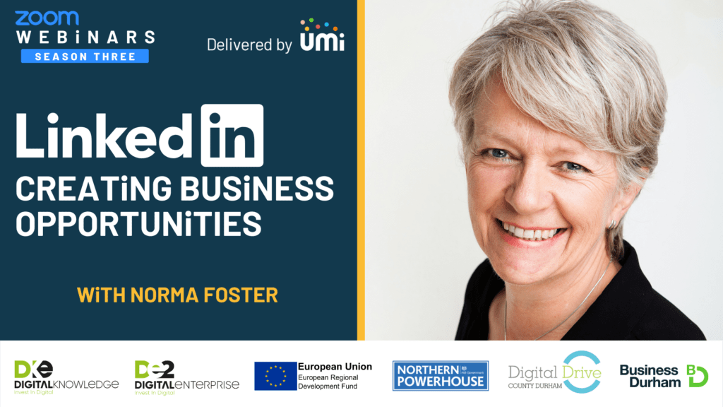 LinkedIn – Creating Business Opportunities with Norma Foster