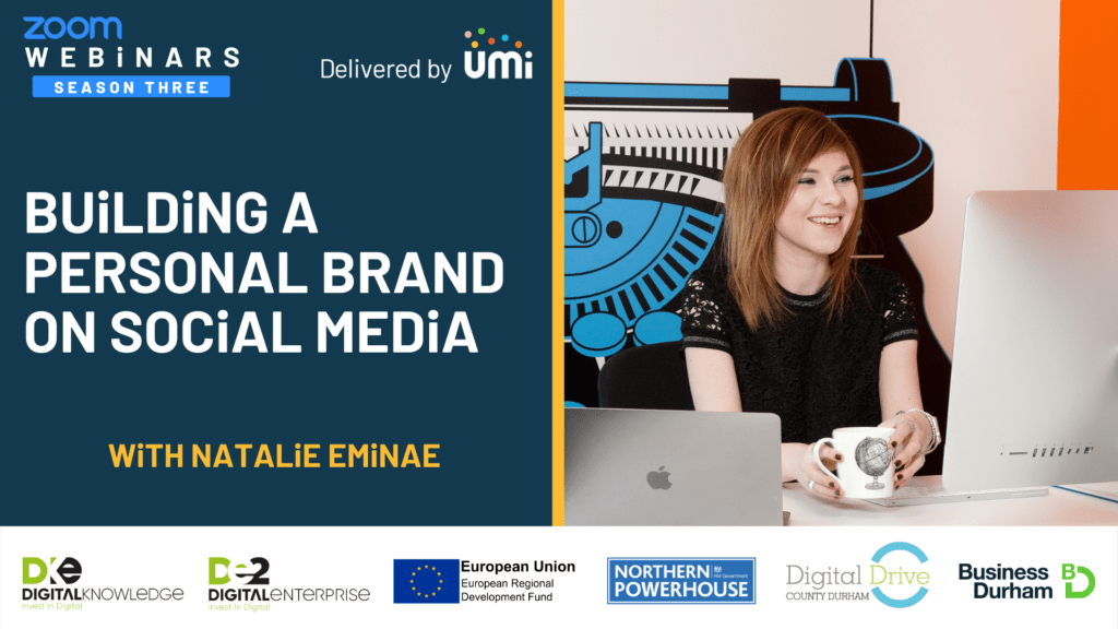 Building a Personal Brand on Social Media with Natalie Eminae