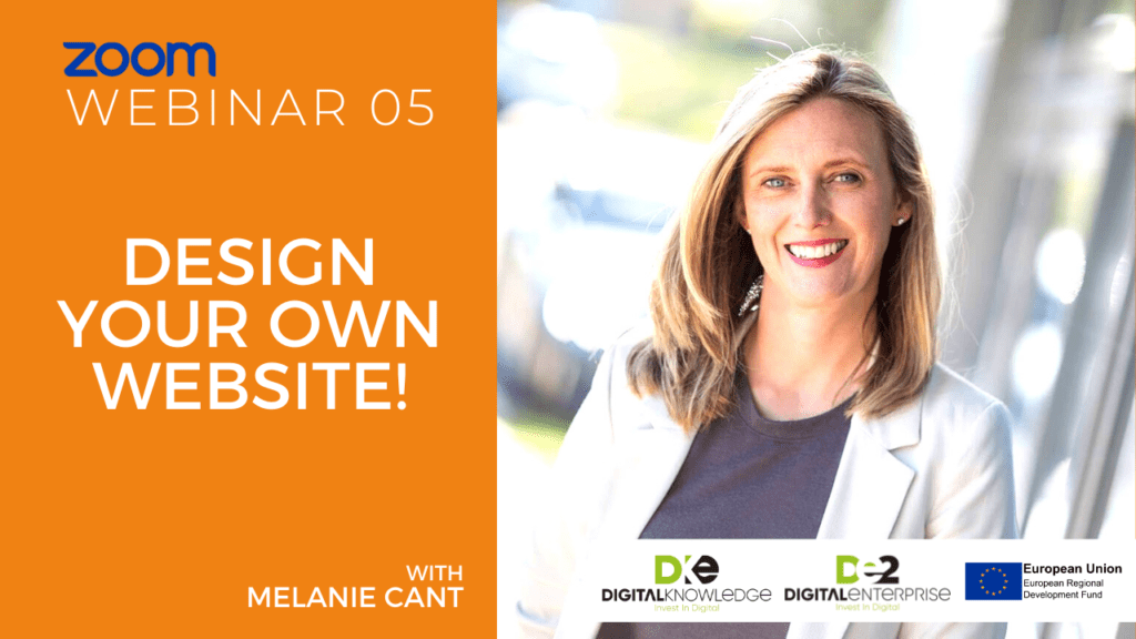 Design Your Own Website Using Rocketspark! with Melanie Cant