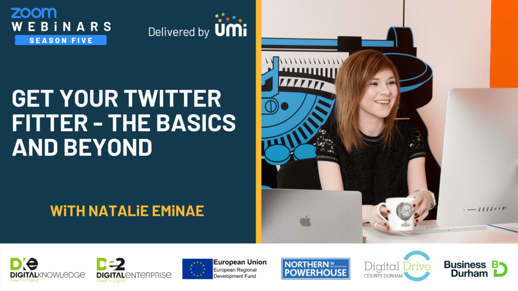 Get Your Twitter Fitter – The Basics and Beyond with Natalie Eminae