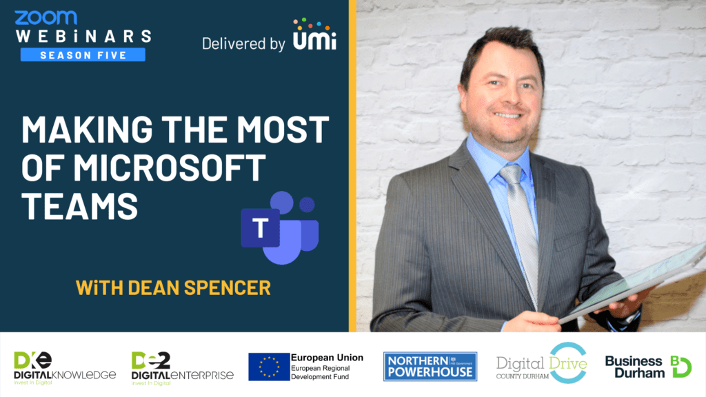 Making the Most of Microsoft Teams with Dean Spencer